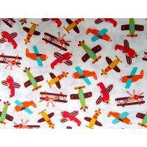 Toy Planes- Cream