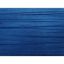 10mm Cotton Tape- Cobalt Blue