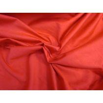 Italian Cotton Jersey- Fire Red #970