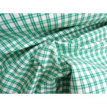 Kingo Green Check Suiting