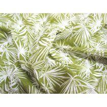 Havana Green Palm Linen
