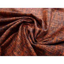Park Lane Soft Tweed- Bright Orange