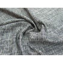 Park Lane Soft Tweed- White/Black