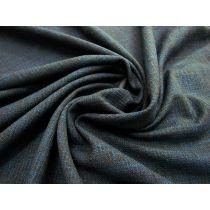Park Lane Soft Tweed- Deep Navy