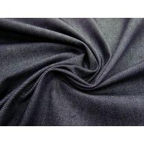Tough Cotton Denim- Cool Navy