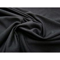 Lite T-Shirt Cotton Jersey- Black #1003