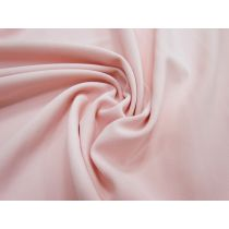 Bonded Stretch Crepe- Soft Shell Pink #1019