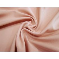 Bonded Stretch Crepe- Peach Nectar #1004