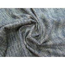 Kensington Check Tweed Suiting