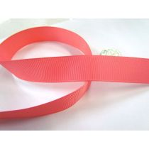 Grosgrain Ribbon 22mm- Watermelon