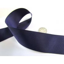 Grosgrain Ribbon 38mm- Grappa