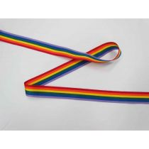 Rainbow Ribbon- 25mm