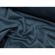 Japanese Velour- Airway Blue