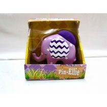 Pin Ellie Pin Cushion- Purple