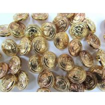 Small Anchor Couture Buttons- CB233