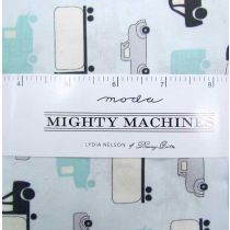 Moda Mighty Machines Charm Pack