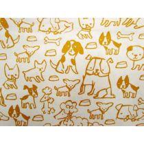 Woof Woof Meow #63- Mustard