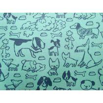 Woof Woof Meow #63- Green