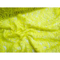 Fern Floral Lace- Chartreuse