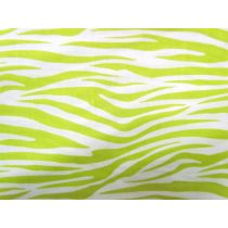 Metro Living #75- Lime Zebra