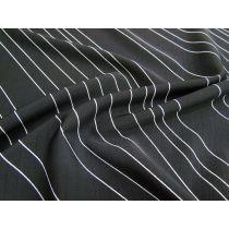 Diagonal Deco Soft Textured Polyester