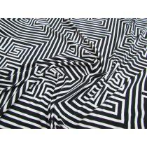 Maze Hunter Microfibre Soft Feel Jersey- White