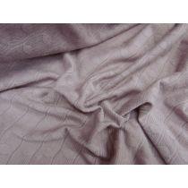 Seedling Wool Blend Jersey- Dusty Purple