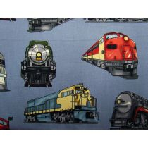 Train Time Cotton