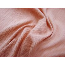 Cheesecloth- Peach Rose