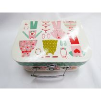 'I Heart Dolls' Medium Sewing Case