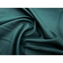 Australian Made Wool Blend Suiting- Equestrian Green
