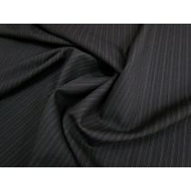 Not Your Average Wool Blend Pinstripe