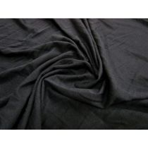 Soft Feel Stretch & Swimwear Lining- Black #507