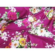 Christie Floral Spandex