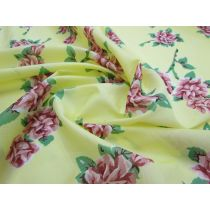 Tea Rose Cotton Voile