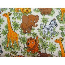 Jungle Buddies Cotton