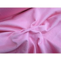 Candy Pink Denim Look Twill