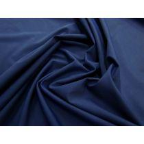 Italian Matte Spandex- Oxford Blue