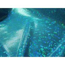 Shattered Glass- Aqua