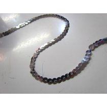 Slung Sequins- Silver