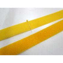 Hook & Loop Fastener- Yellow