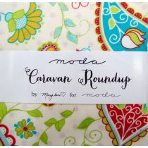 Moda Caravan Roundup by Mary Jane Promo Pack