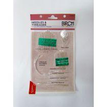 Needles & Threader Pack
