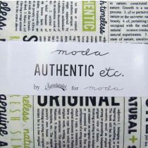 Moda Authentic Etc. Charm Pack