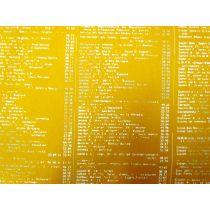Fragile #33- Mustard