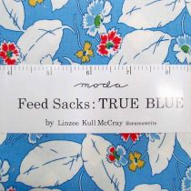 Moda Feed Sacks: True Blue Charm Pack