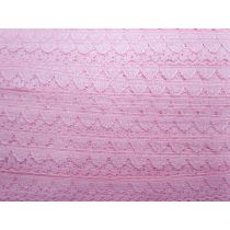 A Day At The Fete Lace Trim- Sweet Pink