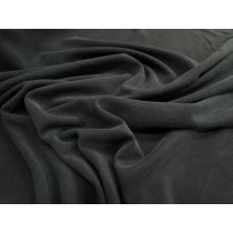 Washed Ottoman Jersey- Shadowy Black