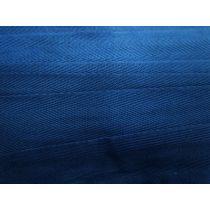 5cm Wide Cotton Tape- Sailor Blue