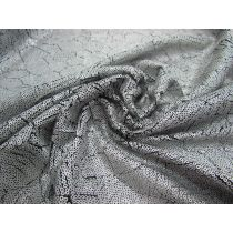 Mosaic Embroidered Sequin Net